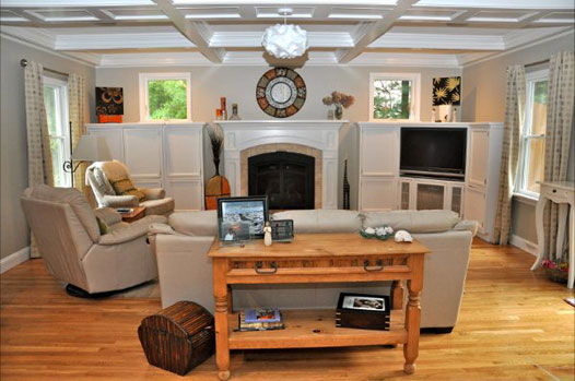 Family Room Additions Images